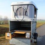 WellCAMP_Campingbox_Dachzelt_Anhänger_offen